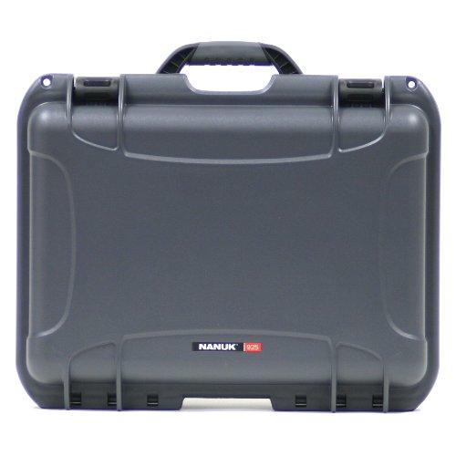Nanuk 925 Waterproof Hard Case with Foam Insert - Graphite