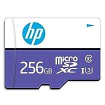 【Amazon.co.jp 限定】HP microSDXCカード 256GB パー...