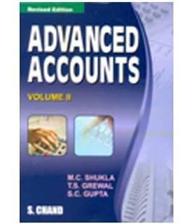 Advanced Accounts (Volume - 2) 18 Edition price comparison at Flipkart, Amazon, Crossword, Uread, Bookadda, Landmark, Homeshop18