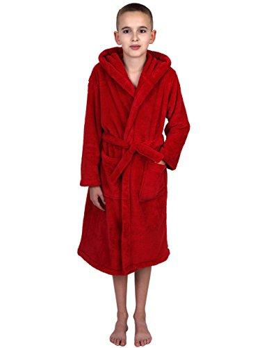 TowelSelections Hooded Fleece Bathrobe Turkey product image