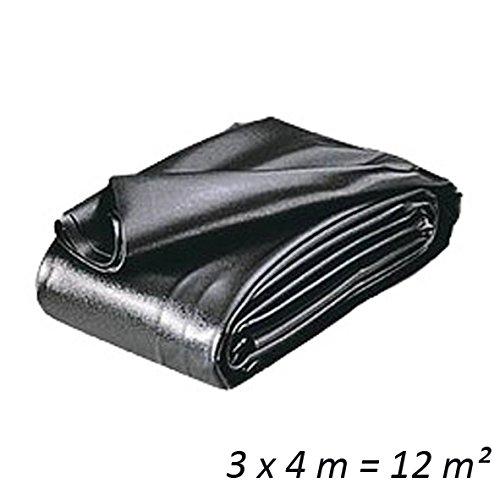 Heissner TF172-00 - Malla flexible para estanques 3x4m