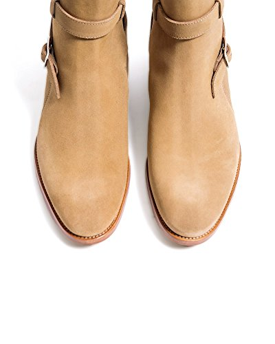 Southern Gents Emerson Jodhpur Boot (9, Camel) by Southern Gents (Image #2)
