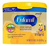 Enfamil Premium Infant Pwdr Size: 22.2 Oz (4 tubs)