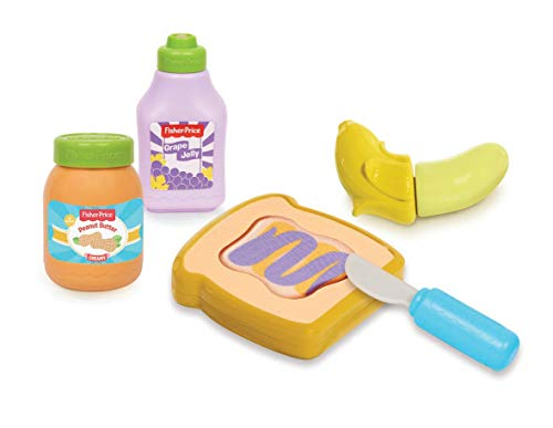 (Fisher Price Peanut Butter & Jelly)