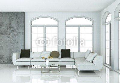 Adrium Modern Sofa Interior Design 76380115 Poster 60 X