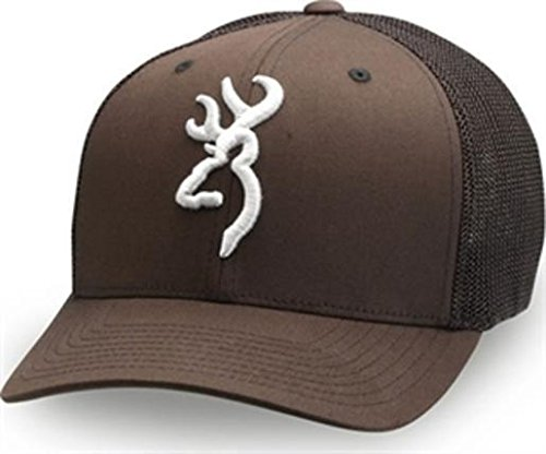 - Browning Colstrip FF Cap, Brown, Small/Medium