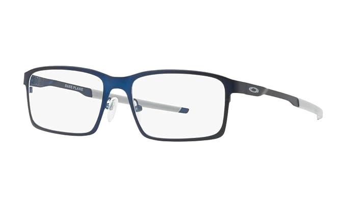 Amazon.com: Oakley RX Eyewear - Base Plane (52) - Matte Midnight ...