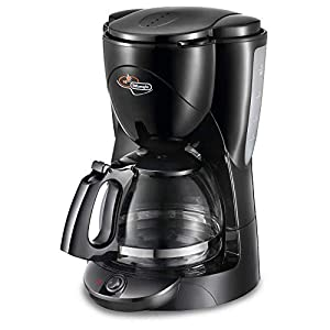 Delonghi-ICM2-1000-Watt-10-Cup-Drip-Coffee-Machine-Black