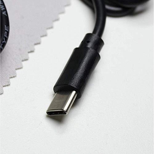 Cargador para Blackview P6 USB Tipo C 2A OTB con paño de Limpieza ...