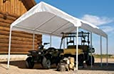 King Canopy 18′ x 20′ Hercules Canopy in White For Sale