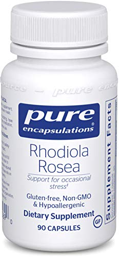 Pure Encapsulations Rhodiola Rosea