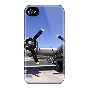 JosieGrilli Iphone 6 Well-designed Hard Cases Covers Wwii Planes On A Runway Protector