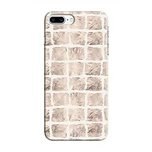 Cover It Up - Rock White Break iPhone 8 Plus Hard case