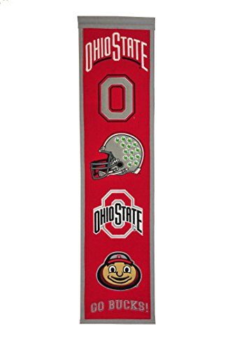 NCAA Ohio State Buckeyes Heritage - Ohio Office Supplies State