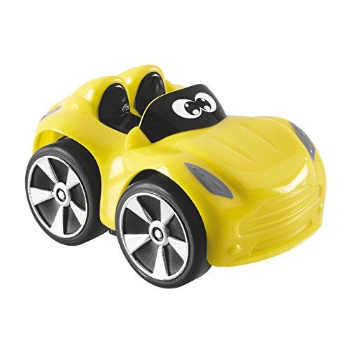 Mini Turbo Touch Yuri, Chicco, Amarelo