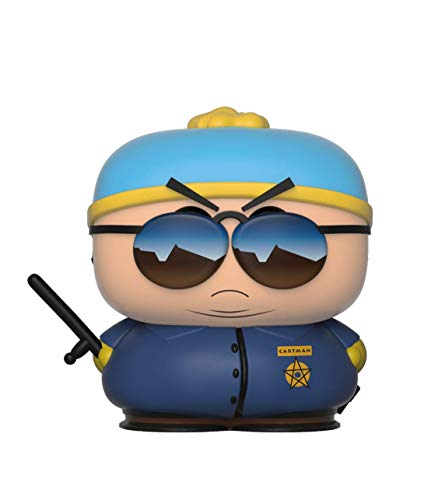Funko Pop Television: South Park - Cartman Collectible Figure, - And Park Game Shop