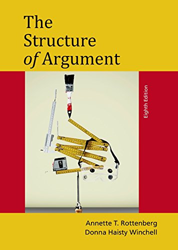 Structure Of Argument Text