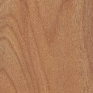(Wood Veneer, Birch, Red, Flat Cut, 2x8, PSA Backed )