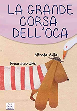 La grande corsa delloca (libro illustrato per bambini) (Italian ...