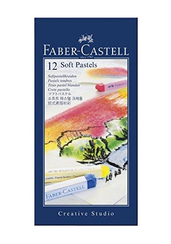 Faber Castell Creative Studio Pastel Set of 12