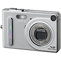 Casio Exilim EX-Z4U 4 MP Digital Camera w/ 3x Optical Zoom and Dock Advantages Review Image