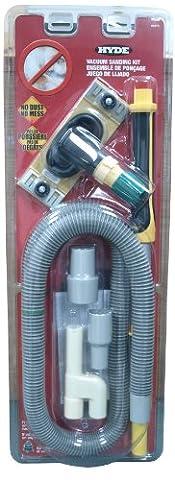 Hyde Tools 09175 Dust-Free Drywall Vacuum Sander with Pole (Dust Free Drywall Sander)