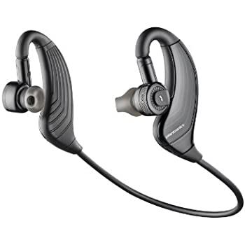 Plantronics BackBeat 903+ Wireless Headphones with Mic - Compatible with iPhone, iPad, Android, and Other Smart Devices