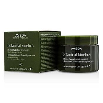 Aveda Botanical Kinetics Intense Hydrating Rich Creme 50ml/1.7oz. Summer to Fall Skin Care & Makeup in case you care to peek in my Fierce Over 40 arsenal.