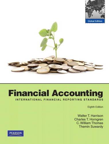 Financial Accounting (IFRS) Plus MyAccountingLab pdf epub