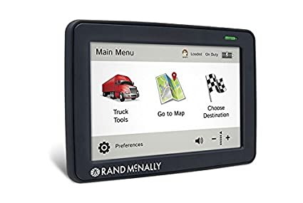 Rand Mcnally Gps >> Amazon Com Rand Mcnally Intelliroute Tnd 525 Truck Gps Gps