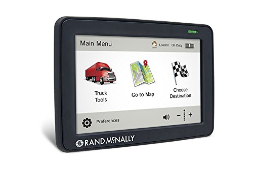 Rand McNally IntelliRoute TND 525 Truck GPS by Rand McNally