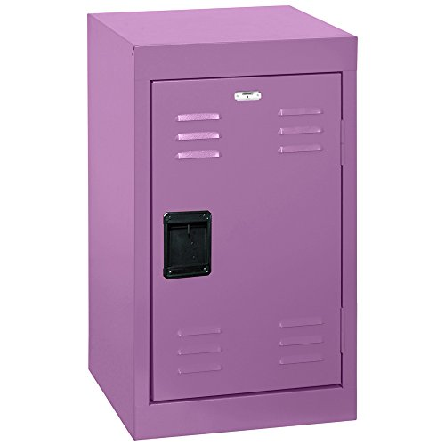 (Sandusky Lee Kids Locker, KDLB151524-31 1-Tier Steel Locker, 24