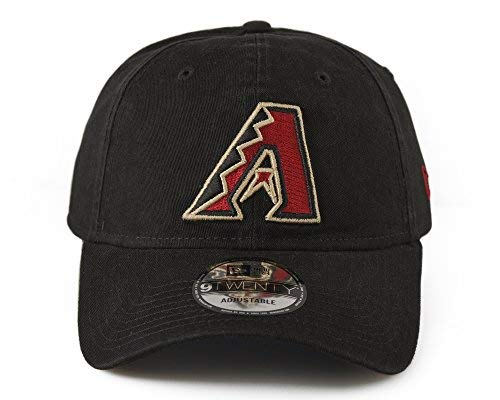 - New Era Arizona Diamondbacks Core Classic 9TWENTY Cap Black