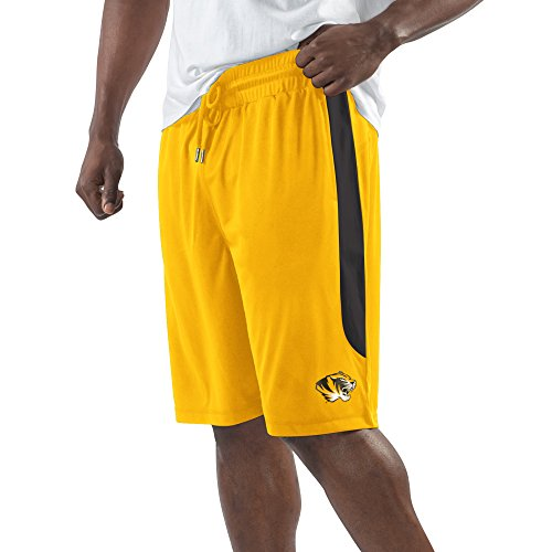NCAA Missouri Tigers Men's Momentum Fashion Short, Medium, ()