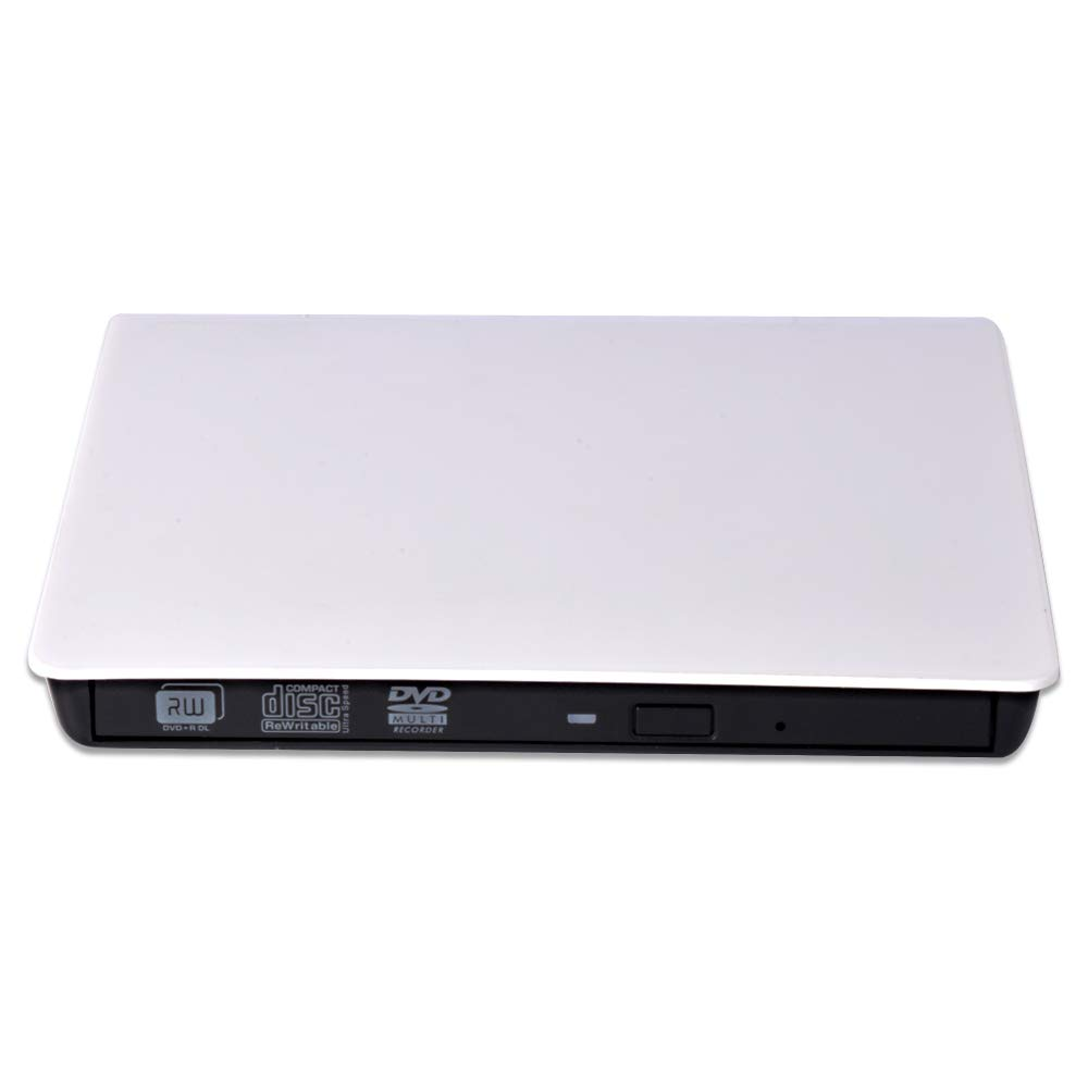 Bropher Portable USB 3.0 sata Interface cd DVD Drive External by Bropher