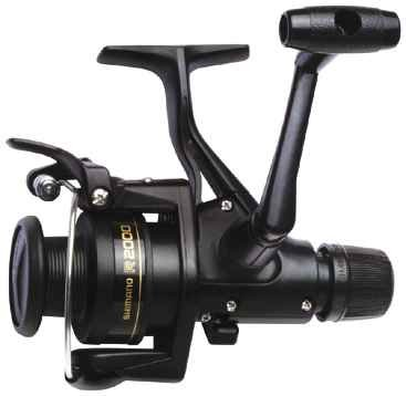 Shimano Spinning Reel (4.1:1 8/120 Inch), Outdoor Stuffs