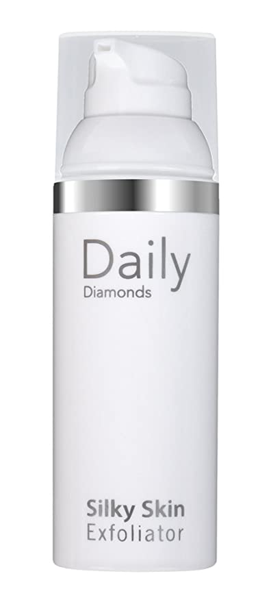 Daily Diamonds Silky Skin Exfoliator - 50 ml - enzima ...