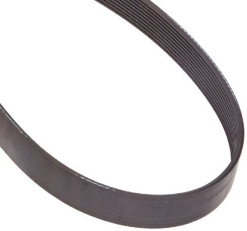 Gates 490J10 Micro-V Belt, J Section, 490J Size, 49