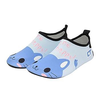 Amazon.com: Zapatillas de agua para bebés y niños pequeños ...