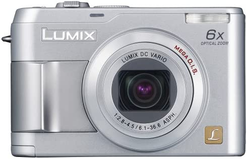 amazon com panasonic lumix dmc lz2 5mp digital camera with 6x rh amazon com Newest Panasonic Lumix Camera 24X Panasonic Lumix DMC