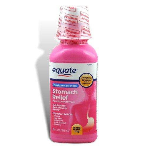 equate-stomach-relief-maximum-strength-pink-liquid-525-mg-12-fl-oz-compare-to-pepto-bismol