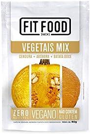Fit Food Mix de Vegetais Chips 40g