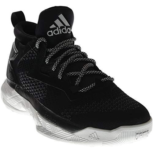 quality design b7d4c f58f1 adidas Mens SM D Lillard 2 PK NBA Athletic  Sneakers BlackGrey