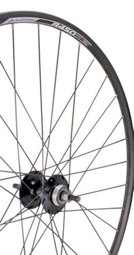 Sta Tru Black High Flange Flip Flop Track Hub Rear Wheel (700X20)