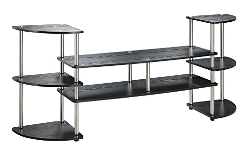 Convenience Concepts Designs2Go Multi Level TV Stand, X-Larg