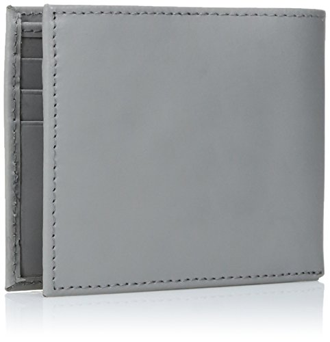 Men's Calvin Gray Klein Key With Leather Klein Calvin Cool Bifold Wallet Fob q5EwBw