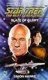 Blaze of Glory, Simon Hawke, 0671880454