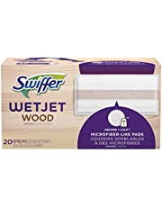 Swiffer Wetjet Wood Mopping Cloth Refills, 20 Count