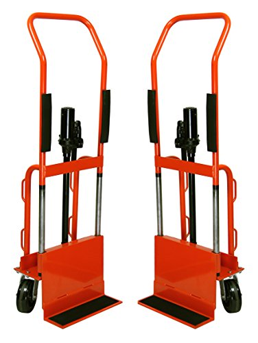 Donson-XHD4000-Safety-Lift-Dollies-4000-Lb-Capacity-52-Height-x-16-Width-x-16-Depth-Pack-of-2