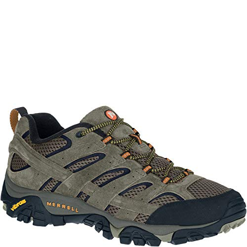 Merrell Men's Moab 2 Vent Hiking Shoe, Walnut, 11 2E US